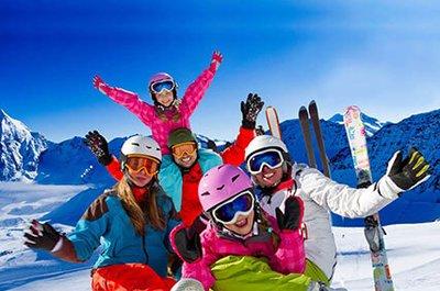 Ski schools & Ski rentals