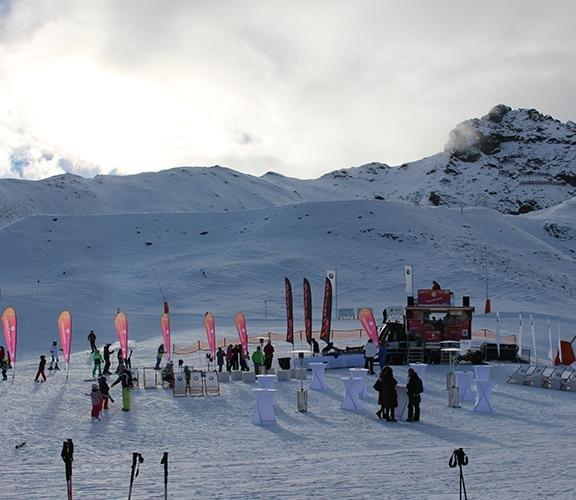 Snowlicious Start Hochfügen Zillertal Skigebiet Kulinarik Fankhauser