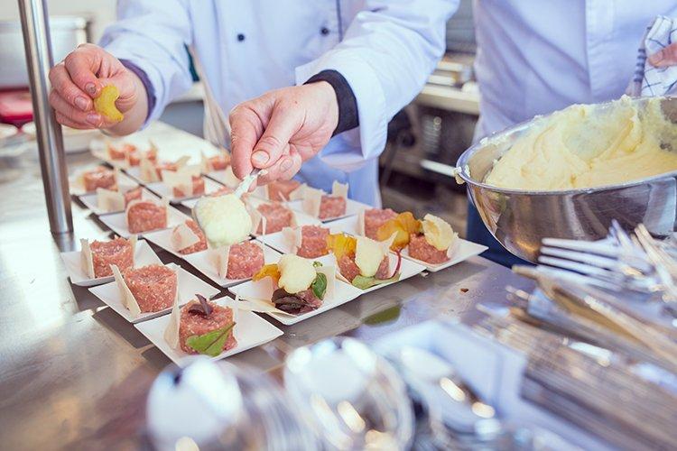 Snowlicious Beef Tartar Hochfügen Kulinarik Haubenküche