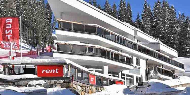 Skischule Skiverleih Chalet Apart Hochfügen Hotel Sauna Zillertal