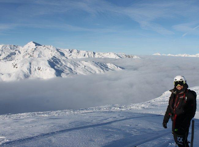 Zillertal Skigebiet Freeride Powdertraum Wintersport