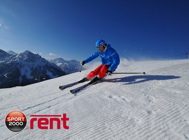 Sport 2000 Skiausrüstung Skier Skistöcke Skischuhe Skiverleih