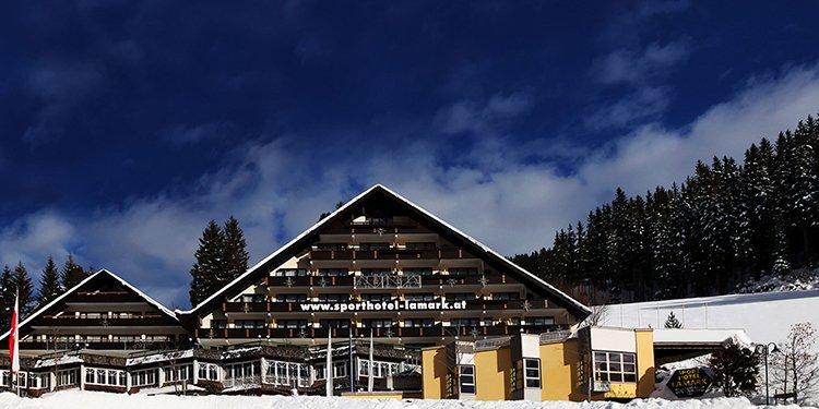 Hotel Lamark Skiregion Zillertal Bergregion Hochfügen Alexander Fankhauser