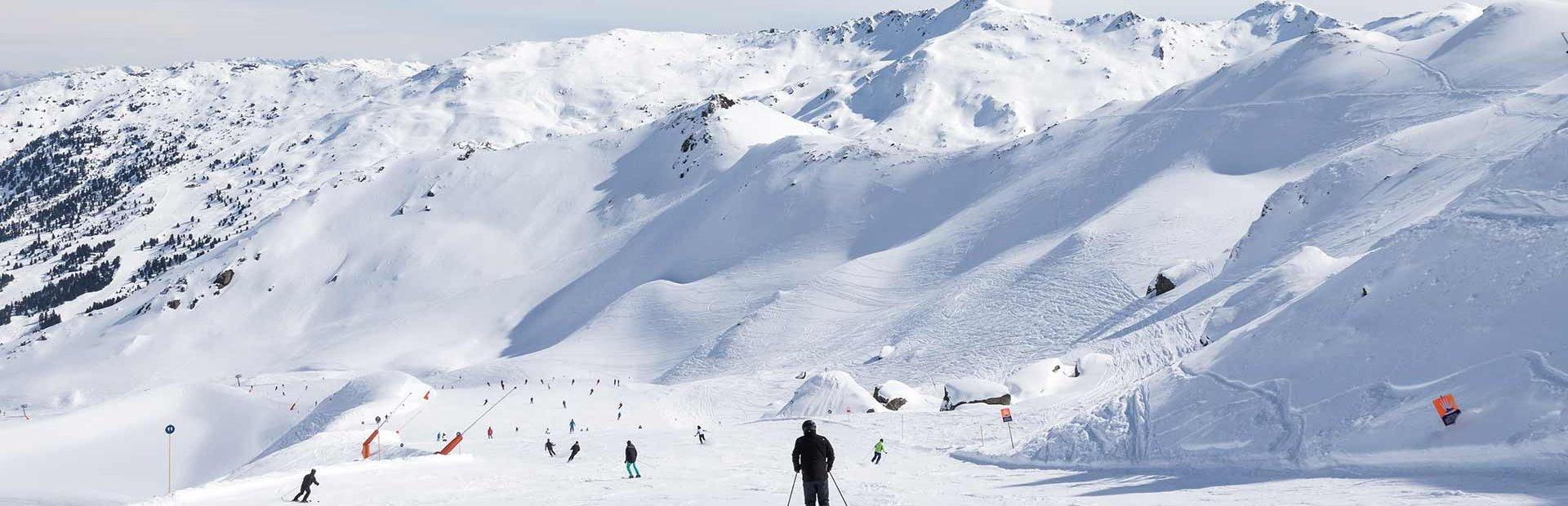 Winterspaß Schneesicherheit Snowparadies Zillertal