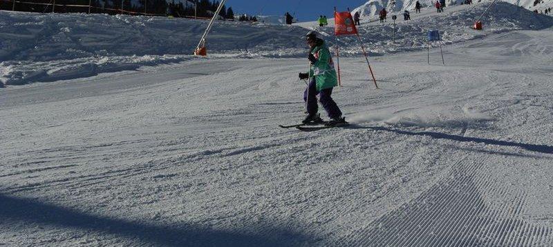 Zillertaler Skipiste Kinderskischule Kostenzer Skierfolg