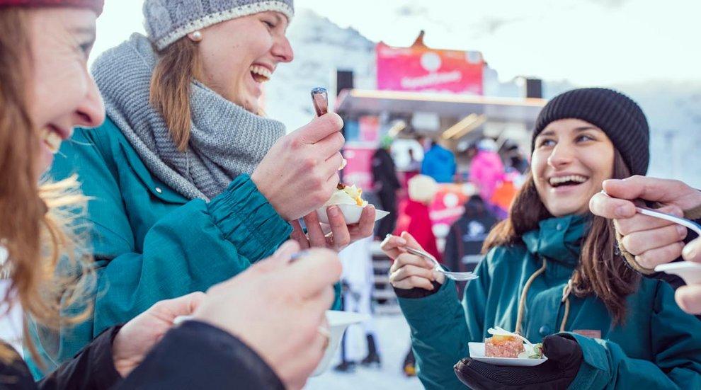 Snowlicious Haubenlöffel Kulinarik Hochfügen Filet