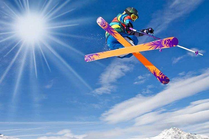 Junior Winter Camp Tiefschnee Funpark Sprung Urlaub Zillertal