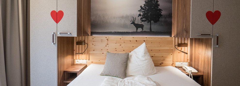 Juniorsuite Sidanjoch und Rastkogel Skiregion Hochfügen Berghotel Hochfügen Erholung