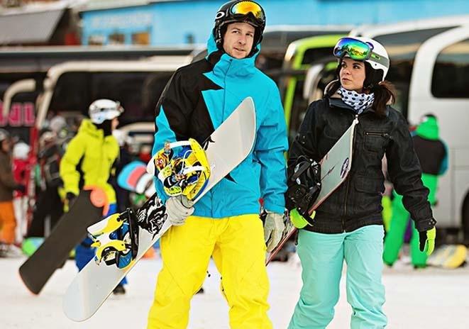 Schneebeben Skibus Hochfügen