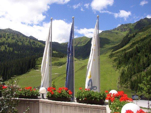 Sommer im Hotel Lamark Hochfügen Zillertal