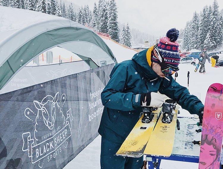 Freeriden Skiregion Hochfügen Pulverschnee Powder-Traum Tiroler Zillertal